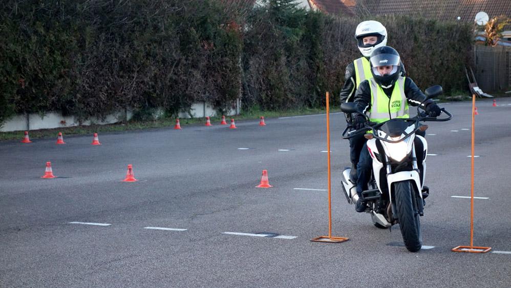 Réforme du permis moto en 2019
